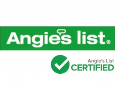 Certified by Angie's List for professional Duct Cleaning