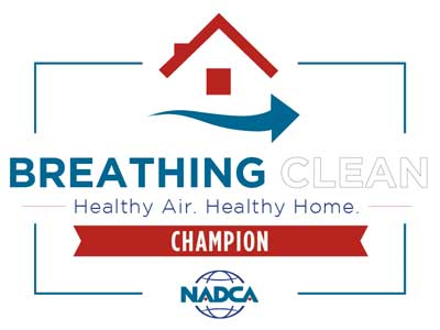 Nadca certified HVAC duct cleaning ASCS