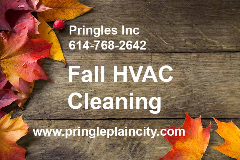 Fall Duct Cleaning