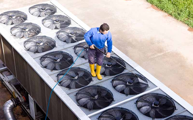 HVAC cleaning services in Columbus Ohio